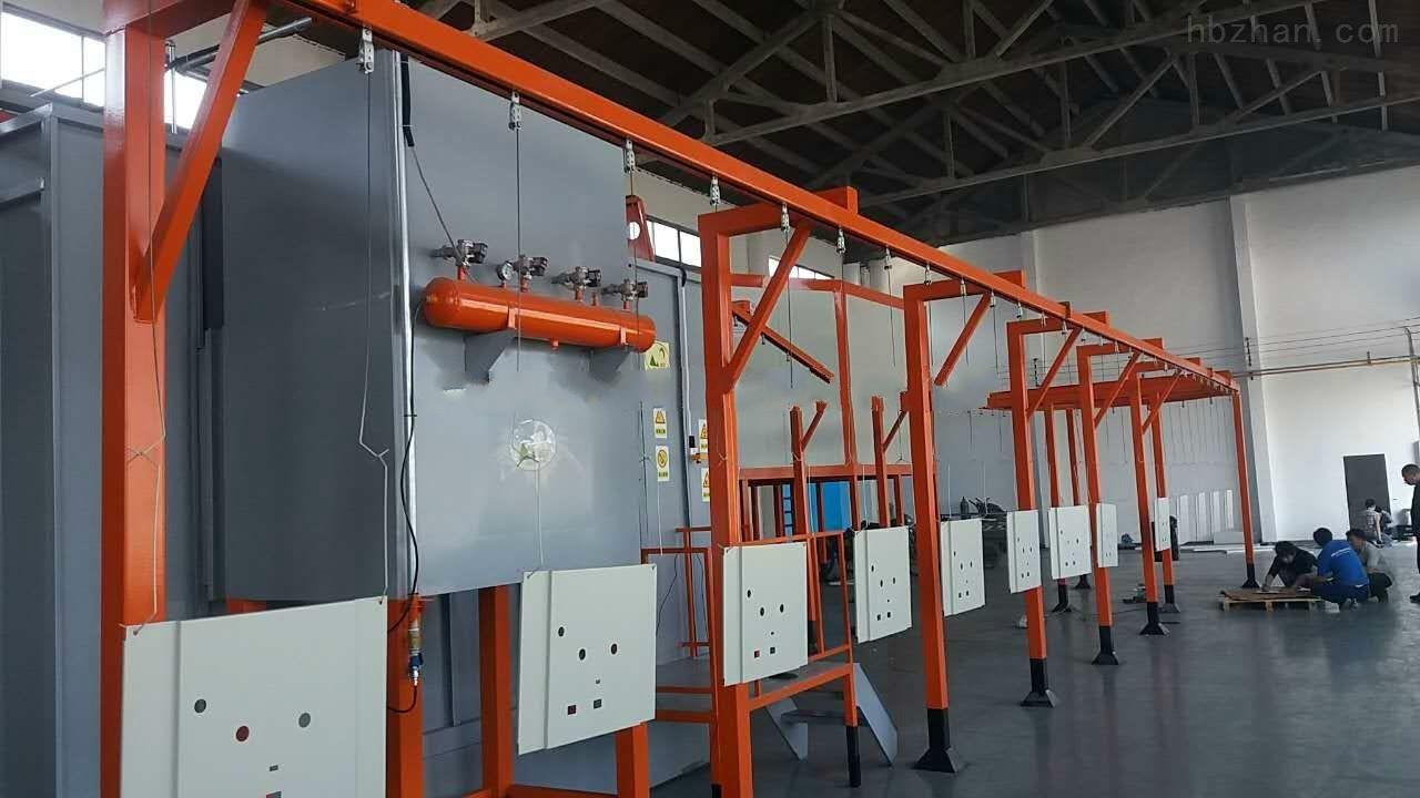 云南涂装设备:机器人喷漆在汽车制造业中的优势